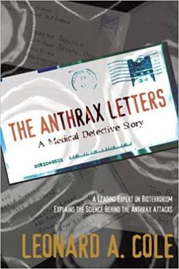 <span>The Anthrax Letters:</span> The Anthrax Letters